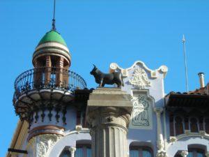 En Teruel, donde Mudéjar y Modernismo se dan la mano