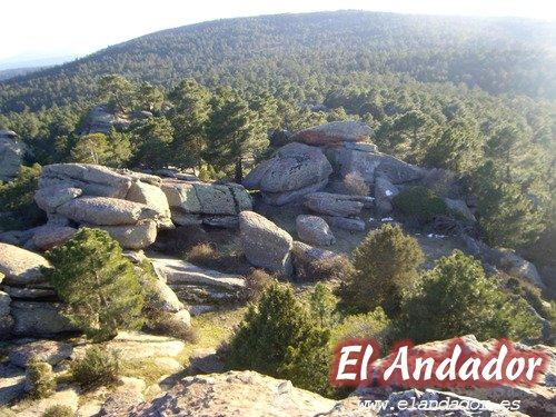 Albarracín-Espacio Protegido del Rodeno – Mirador del Puerto – Albarracín