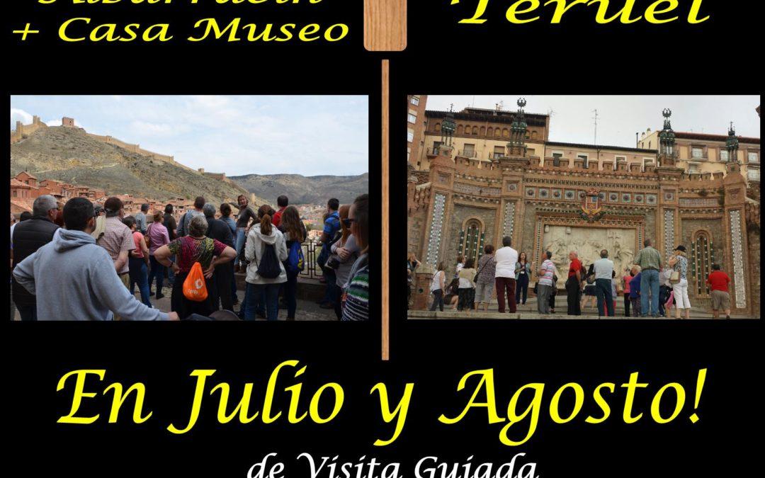 Esta semana…Albarracín, Teruel y el Sábado 21…Albarracín Nocturno!