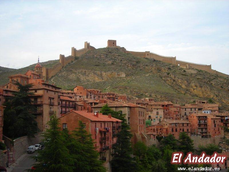 Albarracín, ciudad medieval