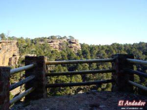 Mirador del Cabrerizo en Albarracín