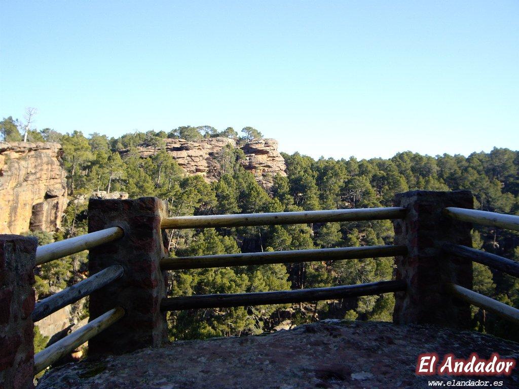 Albarracín, Barranco del Cabrerizo, Camino Viejo de Gea, Albarracín