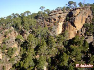 Caprichos geológicos de la Sierra de Albarracín