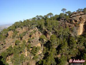 Paisaje de Rodeno de Albarracín