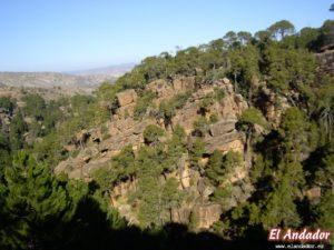 Paisaje del Rodeno de Albarracín