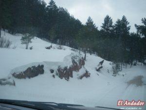 Ventisqueros de nieve - ANDADOR VISITAS GUIADAS
