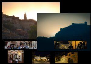 El 30 de Junio, Albarracín por la tarde-noche ... con sorpresa!