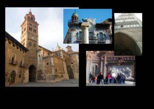 Teruel de visita guiada diurna...durante el mes de Agosto!!!