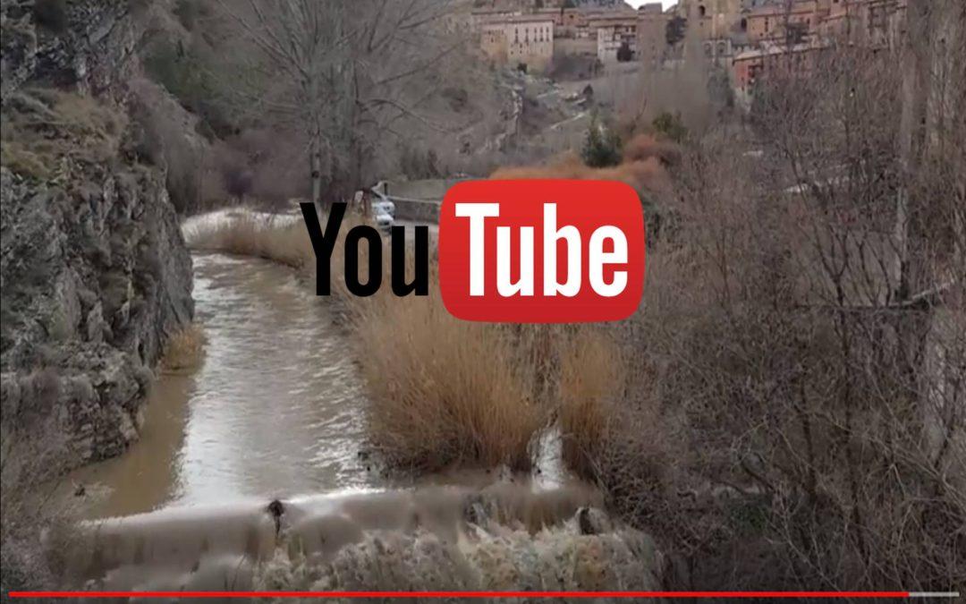 #Albarracín y el #Río Guadalaviar, #naturaleza #viva con #AndadorVisitasGuiadas