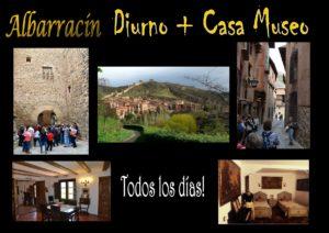 Albarracin Visitas Guiadas Andador Teruel Casa Museo