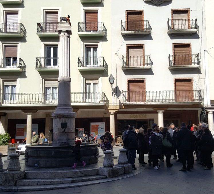 Seguimos con #grupo en #Teruel además de #VisitasGuiadas en #Albarracín y #CasaMuseo