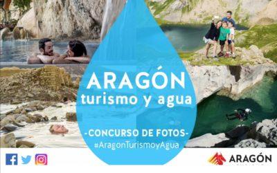 Turismo Aragón lanza concurso fotográfico con el hastag #AragónTurismoyAgua