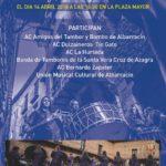 XX Aniversario AC Tambores y Bomobos de Albarracín