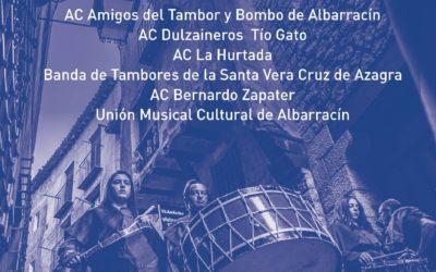 XX Aniversario AC Tambores y Bombos de Albarracín…no te lo pierd