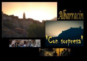 """El 14 de Julio...Albarracín """"Con Sorpresa"""" en la tarde - noche"""