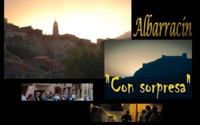 """Este Sábado 2 de Junio…Albarracín """"Con Sorpresa""""!!"""