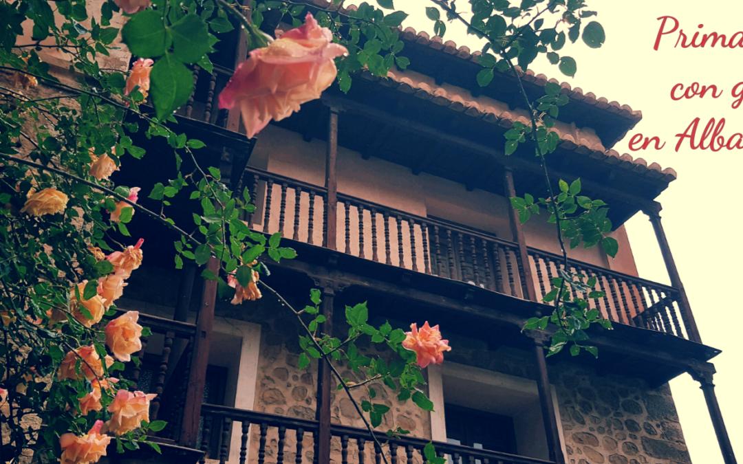 #Primavera en #Albarracin con #VisitaGuiada y #CasaMuseo #AndadorVisitasGuiadas