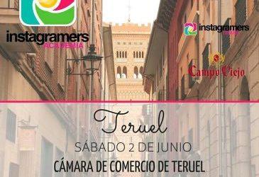 Comunidad de Instagramers en Teruel el 2 de Junio
