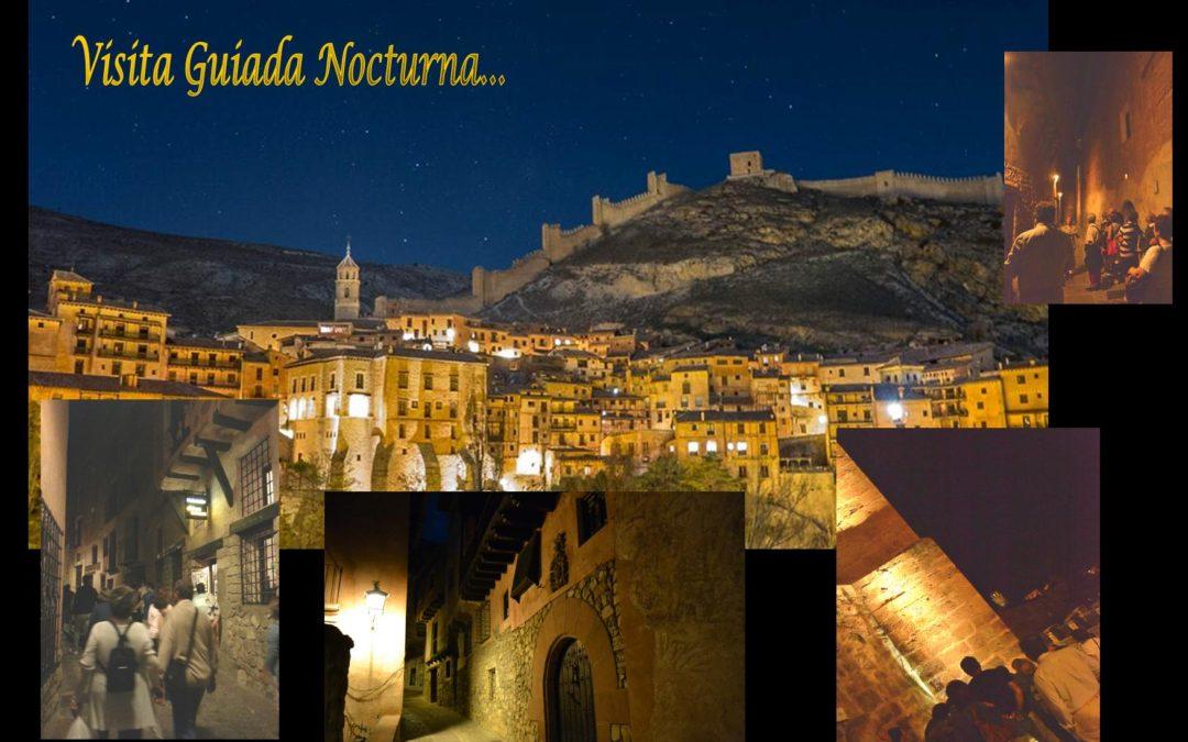 Este Sábado 21 de Julio…Albarracín Nocturno!