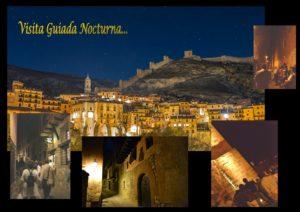 El 21 de Julio, Albarracín por la noche ... con sorpresas!