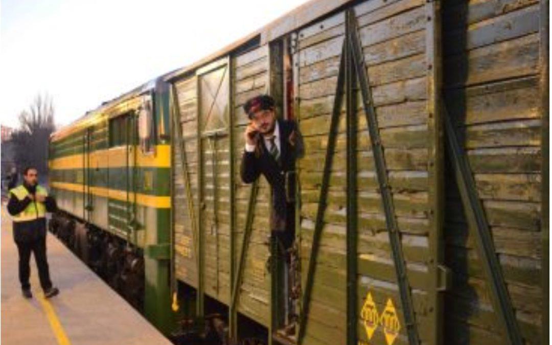 El turismo ferroviario desembarca en Teruel con una locomotora de 1965