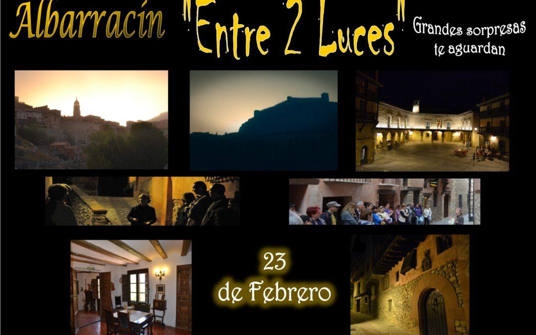 Este Sábado 23…anímate a descubrir un Albarracín diferente…con sorpresas!