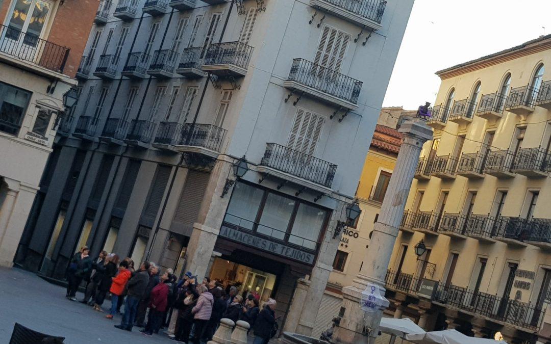 Continuamos de visita…además de Albarracín + Casa Museo…hoy Domingo 10 también Teruel…te esperamos!