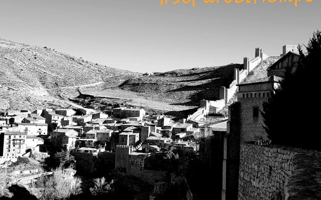 #DondeSeParóElTiempo …. de #VisitaGuiada #Albarracín #Teruel #CasaMuseoAlbarracín…