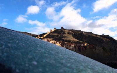 #Amanecer con #Hielo y #Sol…ideal para la #VisitaGuiada