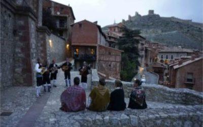Noticia de Diario de Teruel: 30 de abril: Los Mayos dan la bienvenida a la primavera en la Sierra de Albarracín con cantos y rondallas