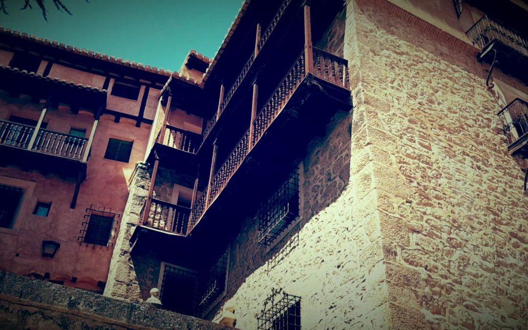#Miradas al #Pasado con la #VisitaGuiada de #Albarracín …. te esperamos