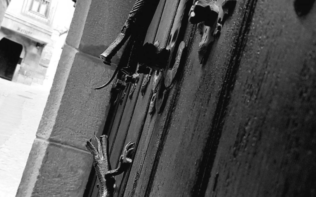 #Detalles de #Forja de la #CasaMuseo en #Albarracín con #VisitaGuiada … #Descubre #ViajeAlPasado