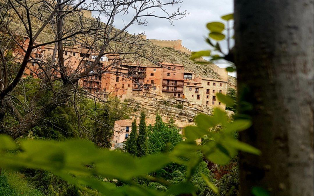 De #VisitaGuiada en #Albarracín con @AndadorVisitasGuiadas…nos deleitamos con estas #PanorámicasQueEnamoran…#TeEsperamos!