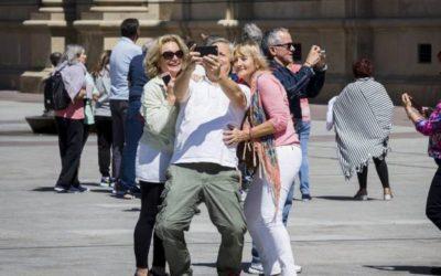 Noticia Heraldo de Aragón: El Brexit afectará al número de turistas que recibe Aragón y al gasto que realicen
