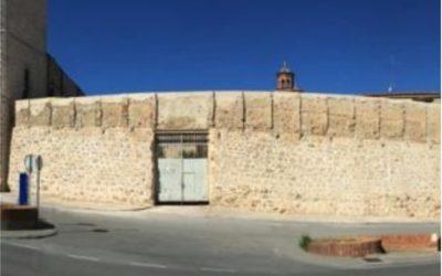 Noticia Diario de Teruel: El Ayuntamiento de Teruel remitirá a Patrimonio tres propuestas para dar solución a la puerta que desluce la muralla