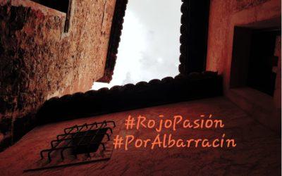 #RojoPasiónPorAlbarracín …. comenzamos #VisitasGuiadas en #Albarracín #AlbarracínEspecial #CasaMuseoAlbarracín y #Teruel…#OsEsperamos #Contigo20Años