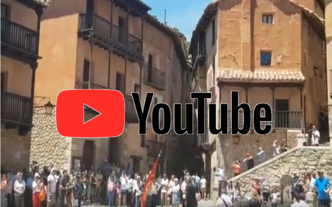 #DíaDelCorpus en #Albarracin con #BandaMusical de #Albarracín…#Enhorabuena!!