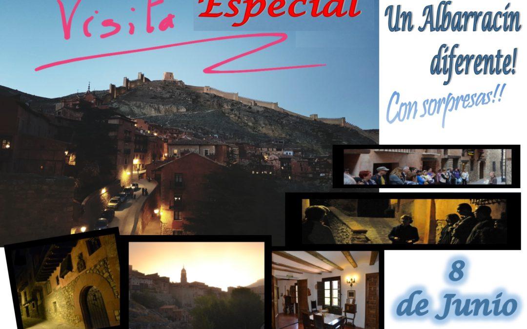 Este Sábado 8 de Junio… Albarracín Especial con Sorpresas! Te esperamos!