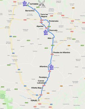 Noticia Diario de Teruel: Un recorrido por el camino almorávide, una ruta andalusí que atraviesa varias comarcas turolenses