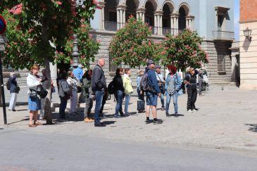 Noticia Diario de Teruel: Las pernoctaciones hoteleras en la provincia se incrementan un 4,5% en los 5 primeros meses del año