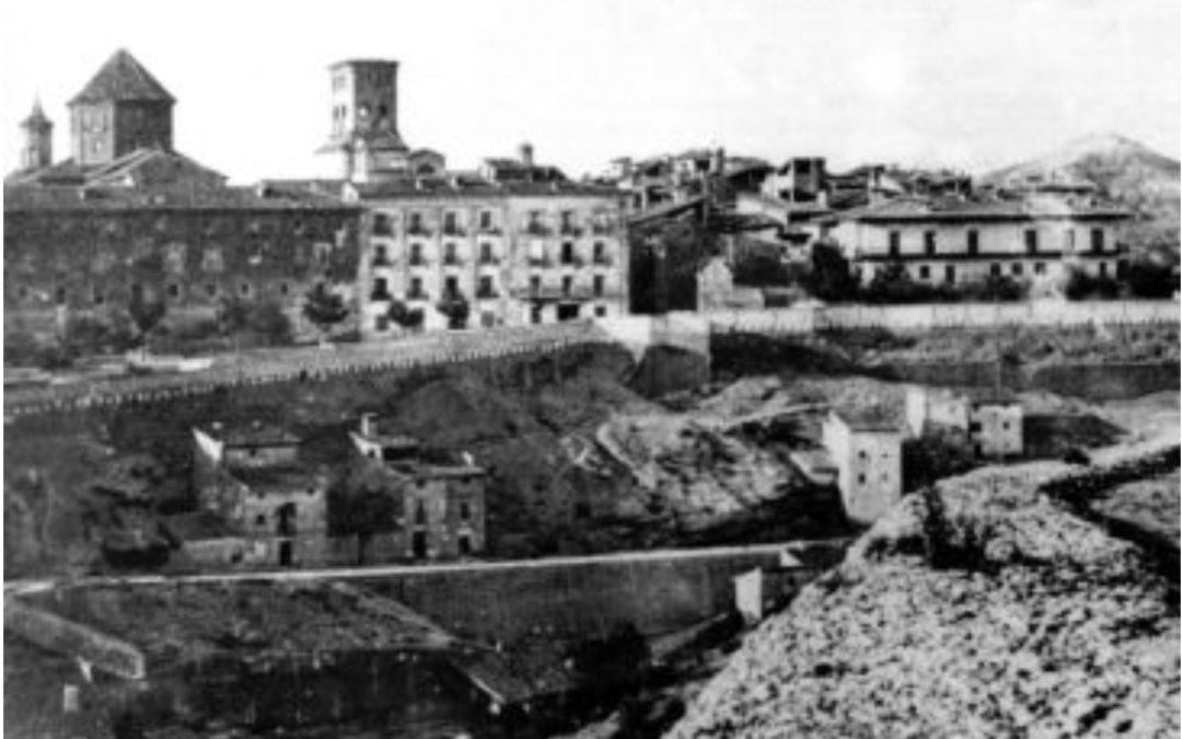 Noticia Diario de Teruel: La muralla de Teruel, una historia de claroscuros que va del interés defensivo al recurso turístico