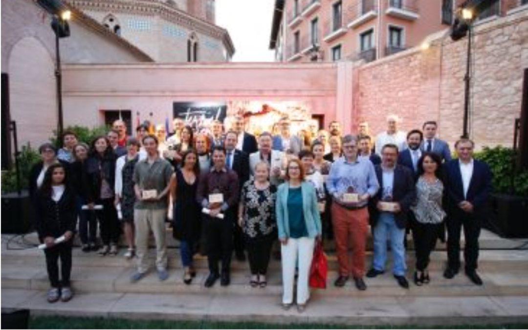 Noticia Diario de Teruel: La provincia de Teruel se convierte en referente del turismo sostenible y premia las mejores prácticas del sector