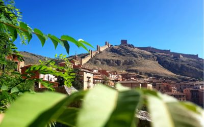 #MomentosVividos en la #VisitaGuiada de #Albarracín y #CasaMuseo