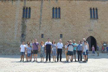 Noticia Diario de Teruel: Valderrobres demuestra que la puesta en valor del patrimonio asienta población