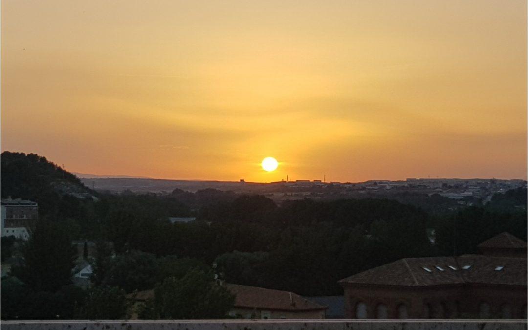 #RegalosDeLaVida en #Teruel… #PuestaDeSol