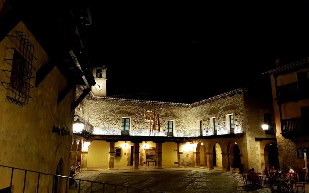 #NochesDeAgosto #Albarracín …