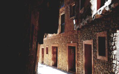#RinconesÚnicos de #Albarracín dignos de descubrir con #VisitaGuiada con ANDADOR Visitas Guiadas