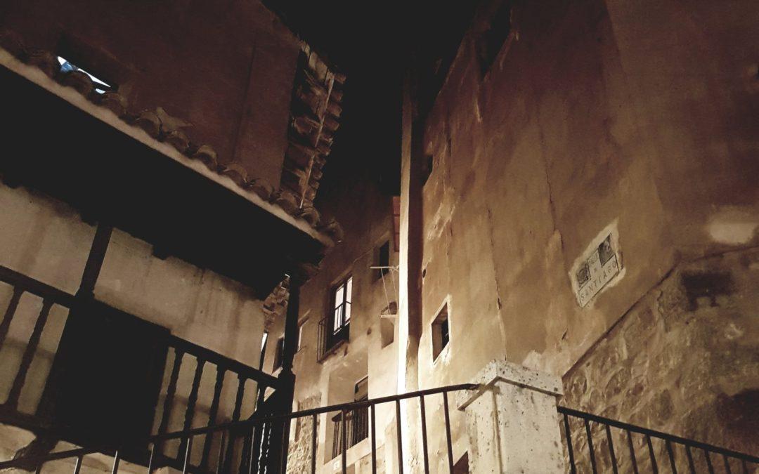 #NochesDeAgosto en #Albarracín…bien merecen #VisitaGuiada…