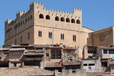Noticia Diario de Teruel: Patrimonio da luz verde al proyecto definitivo de restauración del castillo de Valderrobres