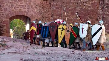 Noticia Diario de Teruel: El castillo de Peracense acogerá este fin de semana el XIII Encuentro Medieval